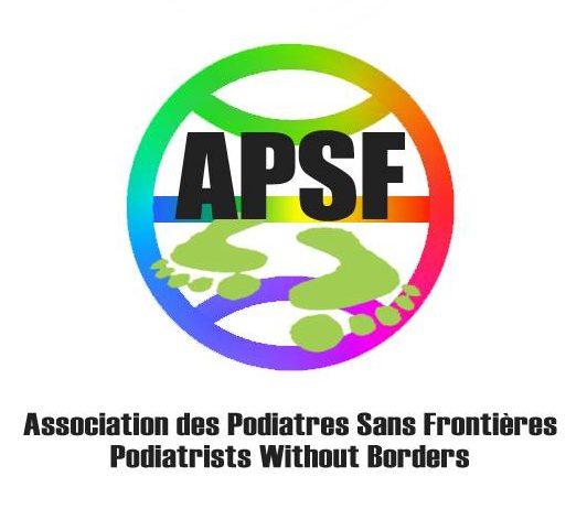 Logo Association des podiatres sans frontières